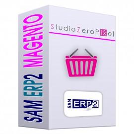 Magento Integrazione Gestionale SAM ERP2